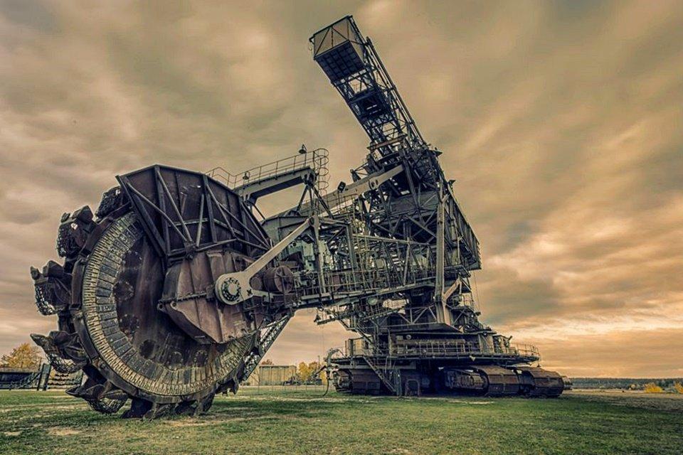 Estas fotografias incríveis de lugares abandonados vão impressionar você - Mega Curioso
