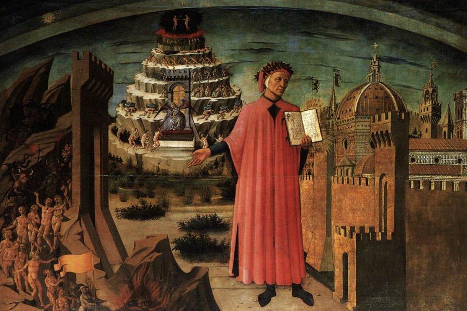 Sabia que Galileu Galilei calculou o tamanho do Inferno de Dante? - Mega Curioso