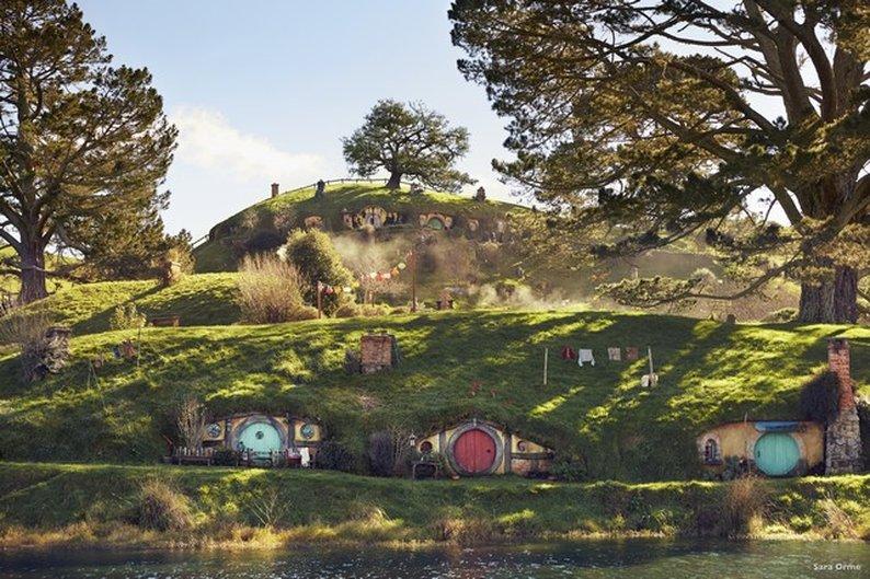 Hobbiton, em Matamata, Waikato