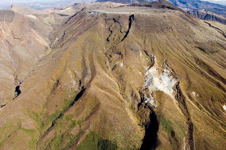 Tongariro Alpine Crossing, Ruapehu