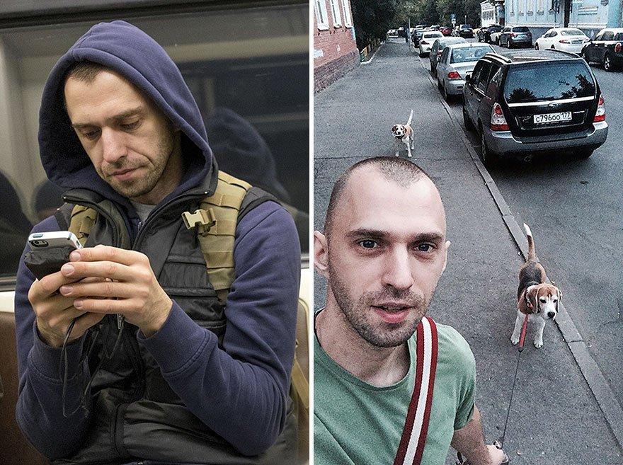 Com app de reconhecimento facial, fotógrafo acha perfil de desconhecidos