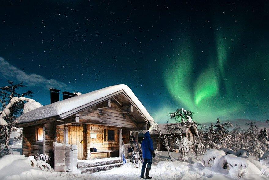 Lapônia: o lugar onde o Natal é ainda mais bonito