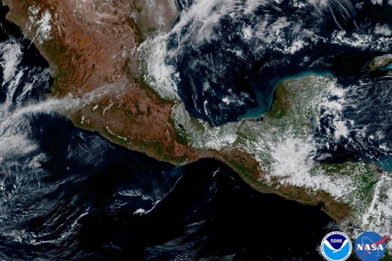 Península de Yucatán, no México