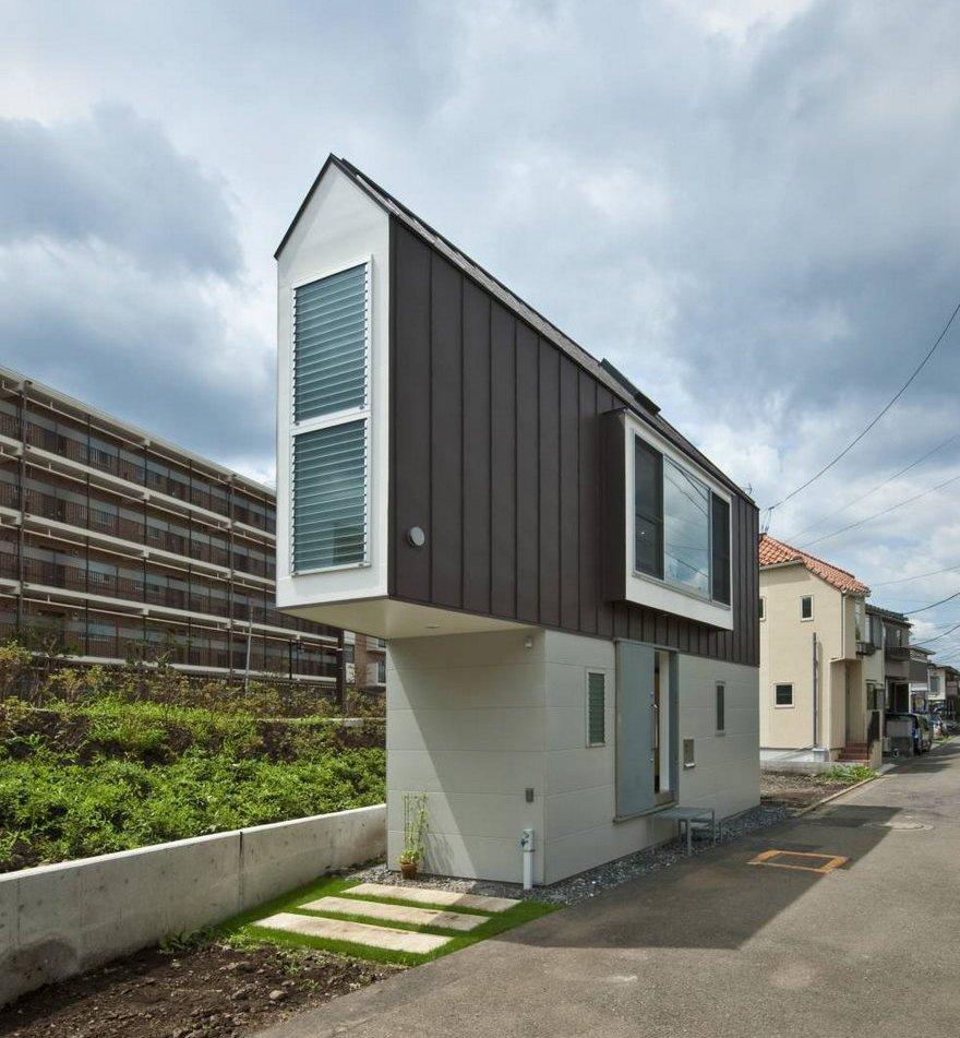 Bendita arquitetura: esta casa minúscula é linda e extremamente funcional