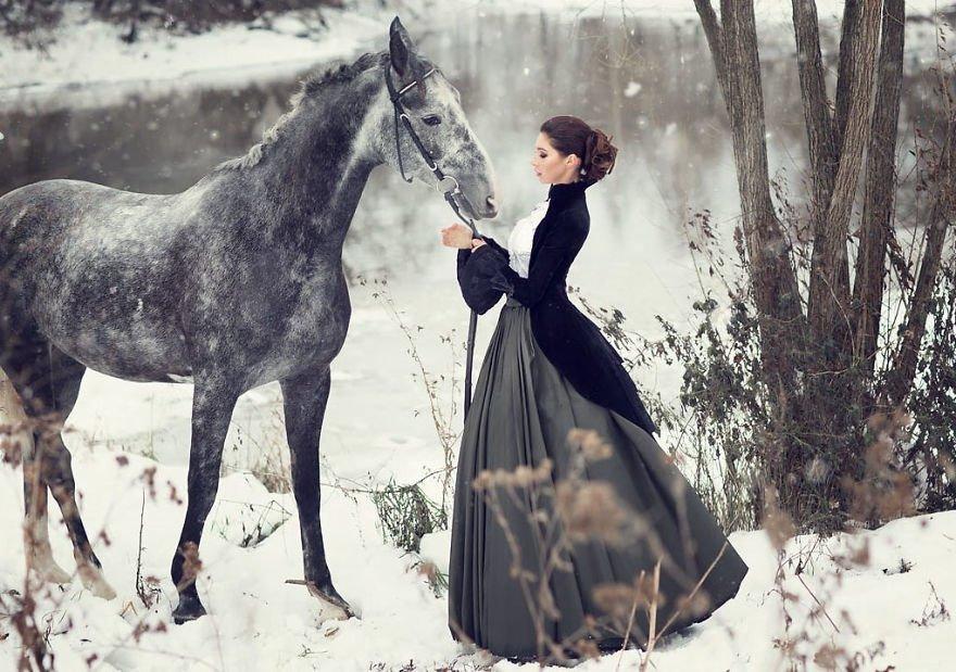 Arte e magia: você precisa conhecer o trabalho desta fotógrafa russa