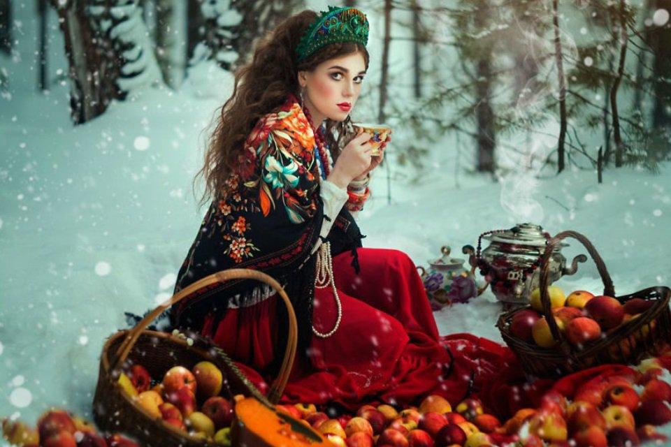 Arte e magia: você precisa conhecer o trabalho desta fotógrafa russa - Mega Curioso