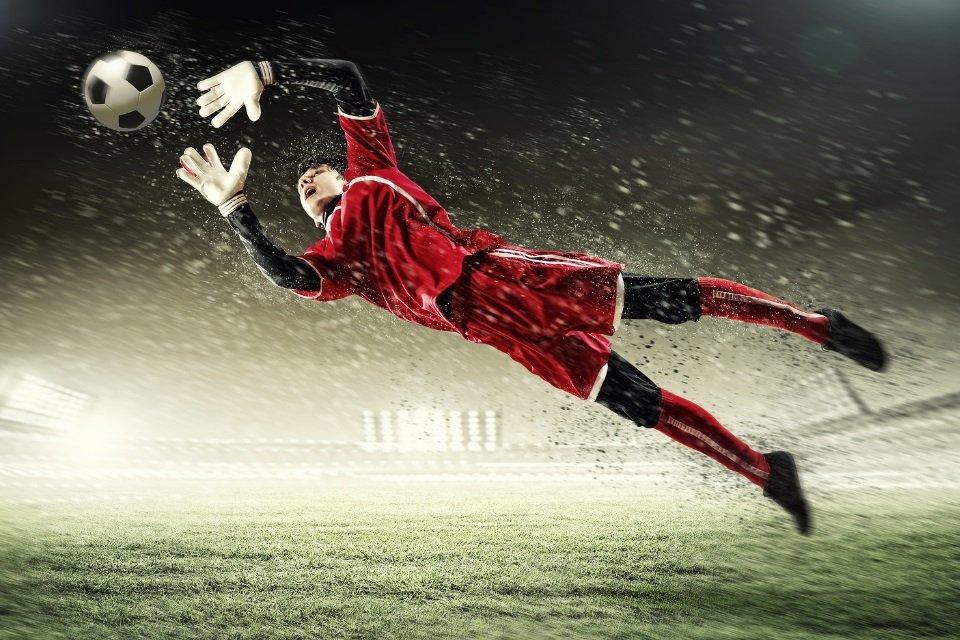 Como treinar um goleiro de futebol, handebol ou futsal
