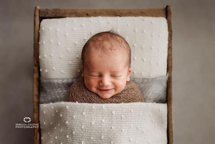 Esta é a melhor fotógrafa de bebês de todos os tempos
