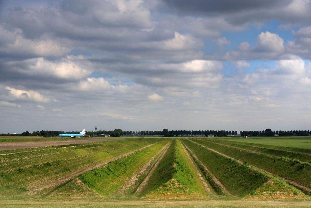 Aeroporto de Amsterdã combate poluição sonora com Física e com arte