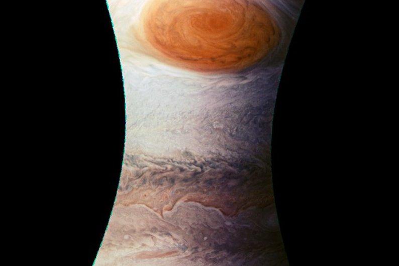 (NASA/ NASA/SwRI/MSSS/Juan Carlos Munoz © CC NC AS)
