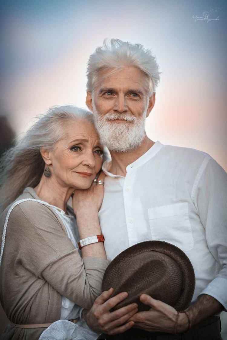 Você acha que o amor tem idade? Estas fotos vão provar que não