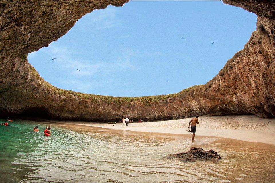 Estas são as 20 melhores praias do mundo, segundo a National Geographic - Mega Curioso