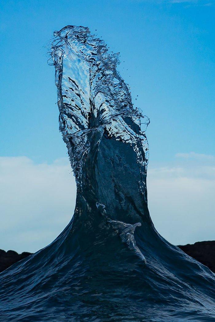 Fotógrafo australiano retrata a beleza do mar de forma única e encantadora