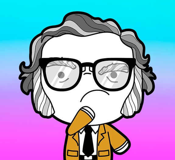 Isaac Asimov, as 3 leis da robótica e suas profecias bizarras