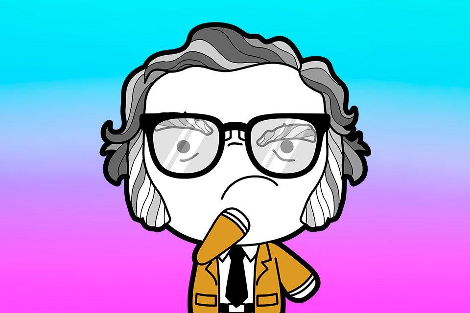 Isaac Asimov, as 3 leis da robótica e suas profecias bizarras - Mega Curioso