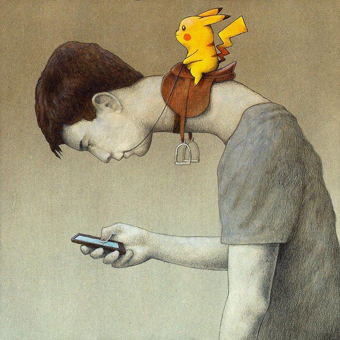 02. _Controle_ (Se somente o Pikachu fizesse isso conosco...)
