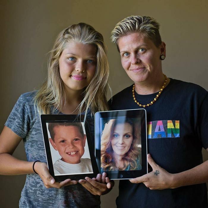 Filha se revela transexual à família e, 3 anos depois, seu pai faz o mesmo