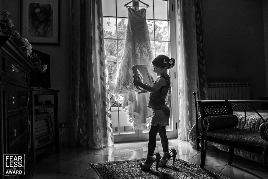 Melhores fotos de casamento de 2017: Até quem não é romântico se derrete