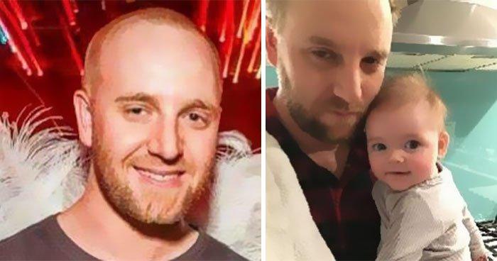 Internautas estão postando fotos de antes/depois de se tornarem pais e mães