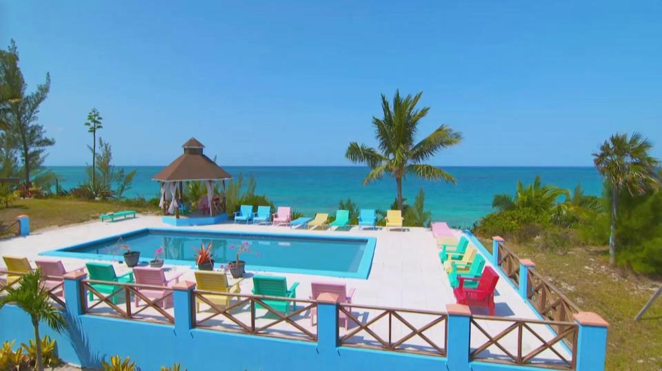 O incrível resort nas Bahamas que só recebe visitantes obesos