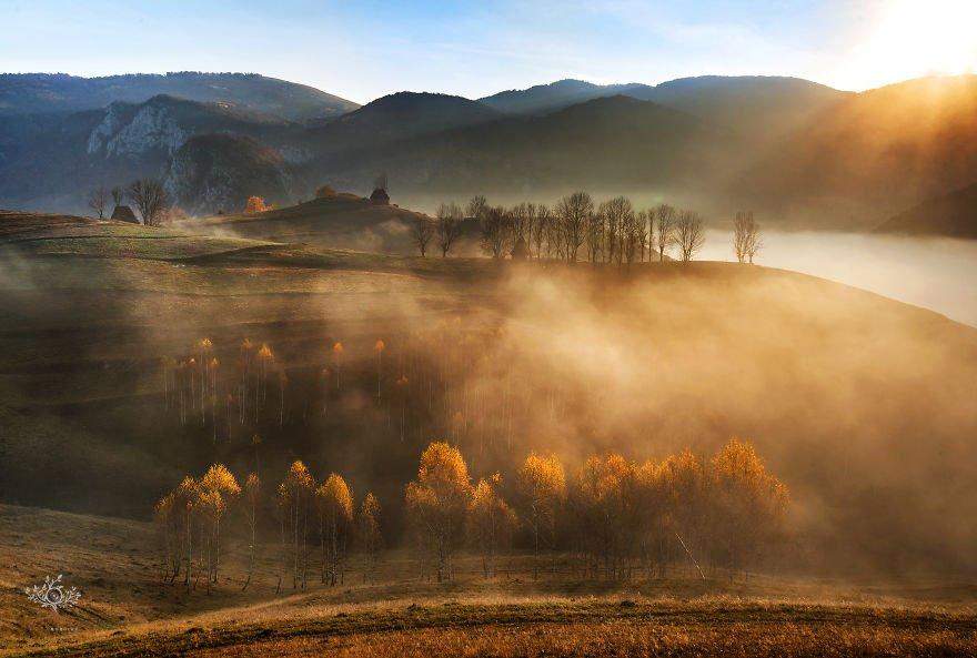 Estas fotos surreais da Transilvânia vão encher sua mente de magia e beleza