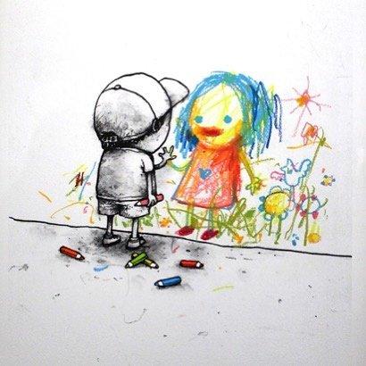O artista e suas obras que nos fazem pensar sobre a vida e a sociedade
