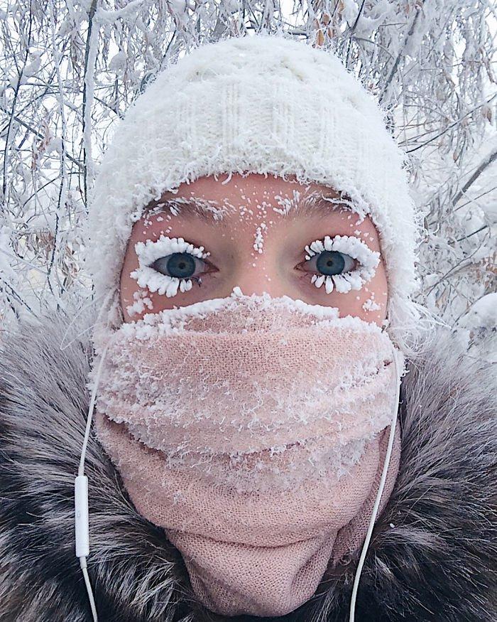 Veja o vilarejo mais frio do mundo, com temperaturas que chegam a – 62º C