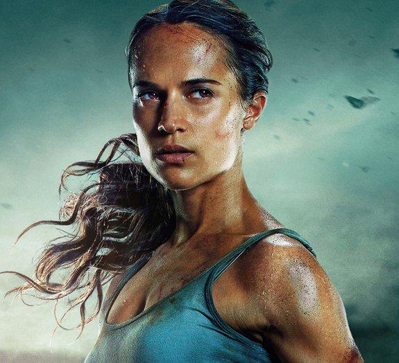 Filme de Tomb Raider ganha seu segundo trailer com muita ação! Confira