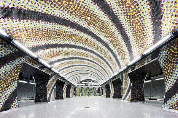 15 estações de metrô tão incríveis que mais parecem pontos turísticos - Mega Curioso