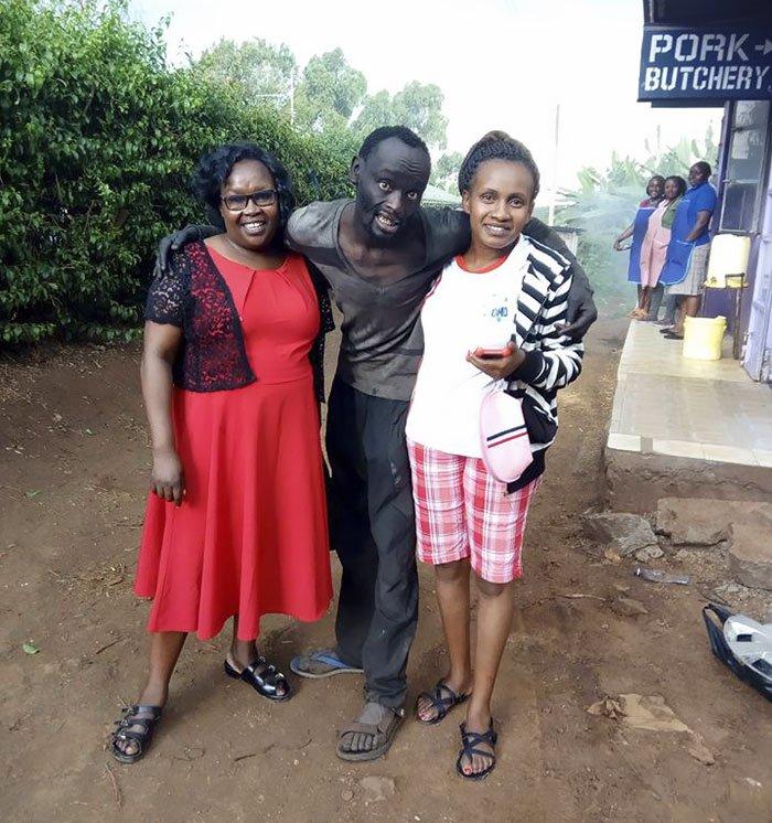Mulher muda a vida de amigo que vivia nas ruas e era dependente de drogas