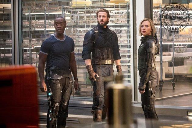 Novas imagens espetaculares de Vingadores: Guerra Infinita, da Marvel