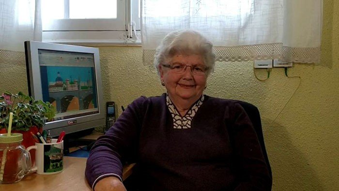 Vovó de 87 anos é a rainha do Paint e você precisa conhecer o trabalho dela