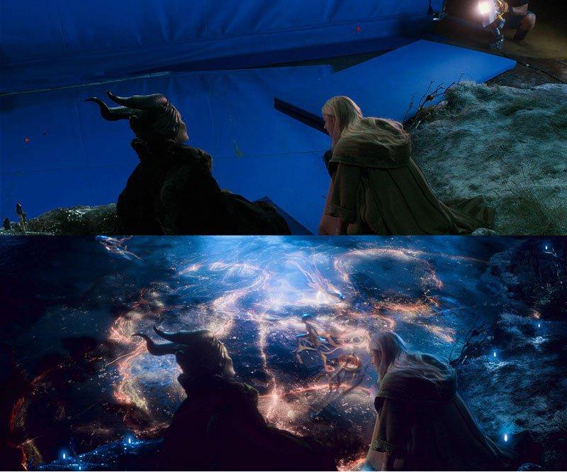 Veja personagens e cenários de filmes famosos antes dos efeitos digitais