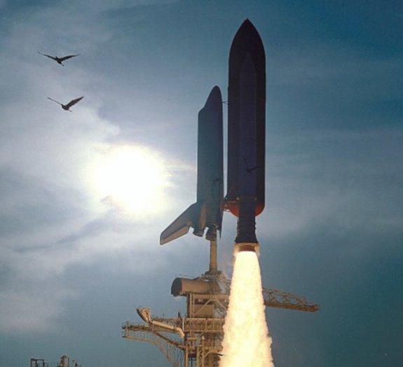 Estas fotos resumem sete décadas de lançamentos de veículos espaciais