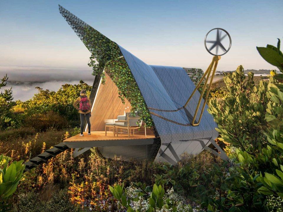 Estas casas do Vale do Silício feitas com impressão 3D custam US$ 250 mil