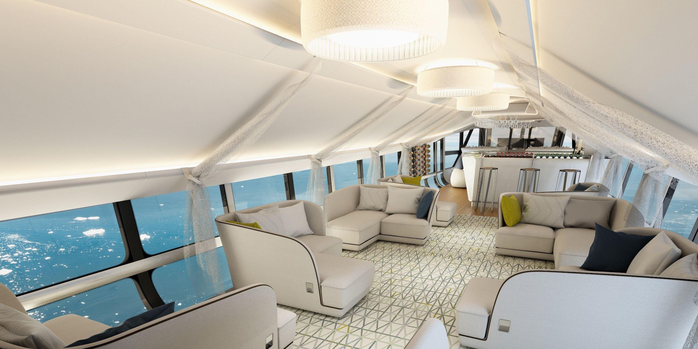 Airlander 10: conheça a maior e mais luxuosa aeronave do mundo