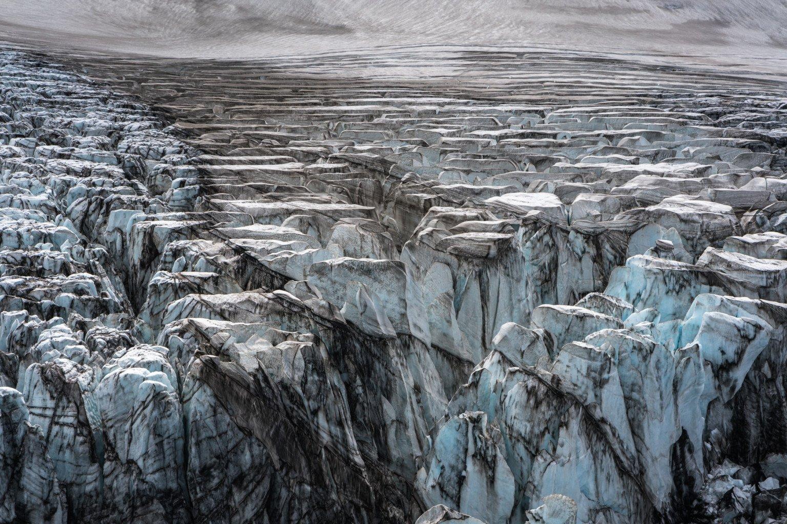 Estas paisagens fotografadas de cima são verdadeiras obras de arte