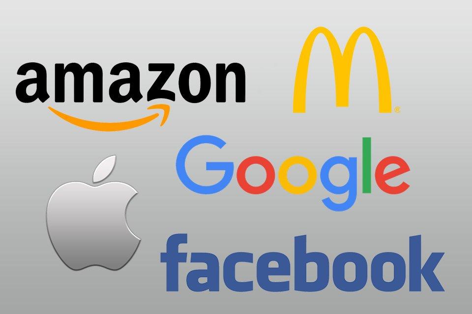 """8256f3372 Quer saber quem são os """"donos"""" das maiores marcas do mundo? - Mega Curioso"""