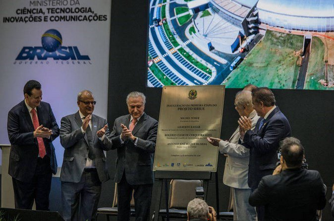 Sirius: novo acelerador de partículas brasileiro é inaugurado em Campinas