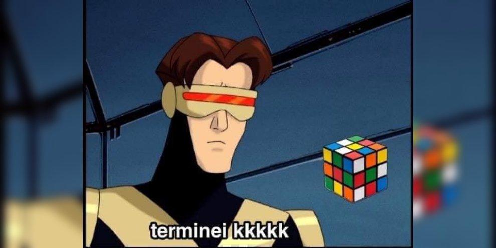Ciclope, de X-Men, enxerga tudo vermelho? Os quadrinhos respondem