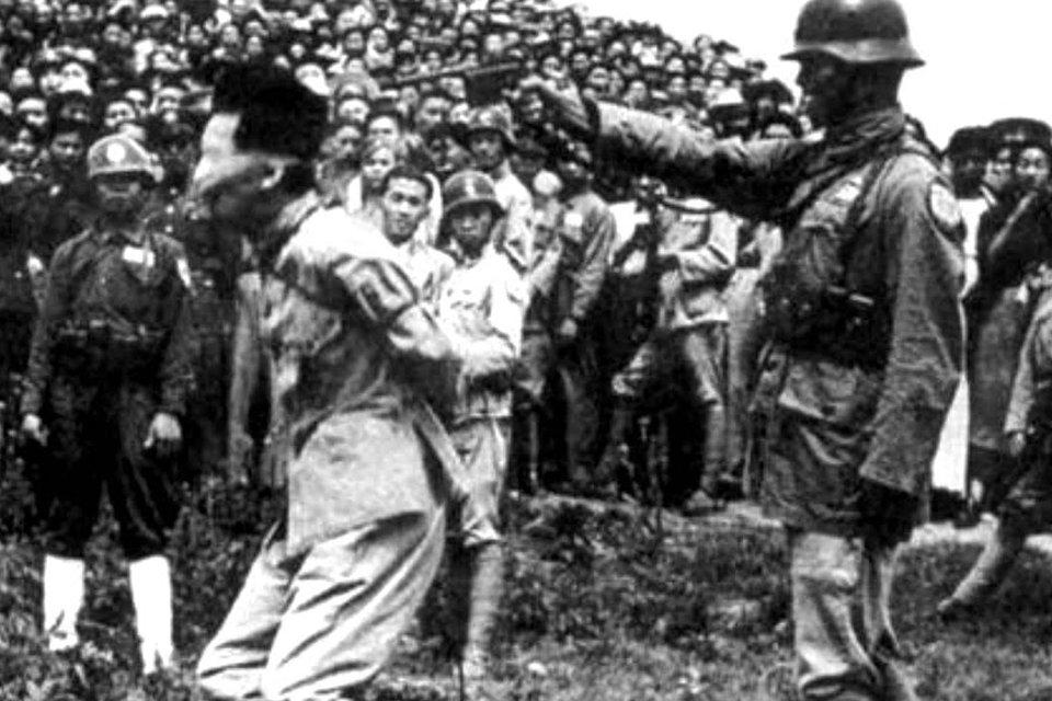 30 dias de terror: o massacre de Nanquim - Mega Curioso