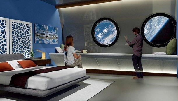 A estrutura abrigará cápsulas para turistas e para agências espaciais realizarem estudos. (Fonte: Gateway Foundation/Reprodução)