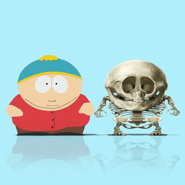 South Park é exibido pela emissora Comedy Central.