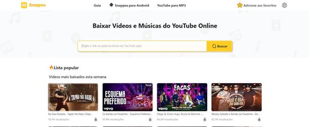 baixar musica youtube
