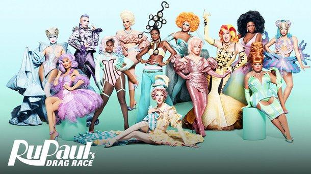 O elenco da 13ª temporada de RuPaul's Drag Race (Imagem: YouTube/Reprodução)