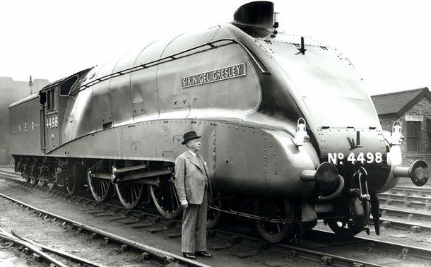 (Fonte: Railway Museum/Reprodução)
