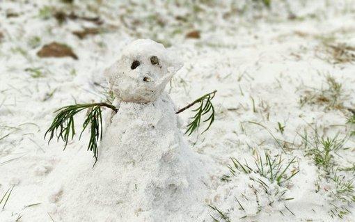 Imagem de Brasileiros: aprendam a fazer um boneco de neve! no megacurioso