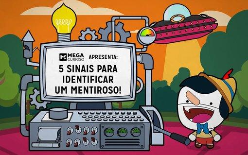 Imagem de 5 sinais para identificar um MENTIROSO! no megacurioso