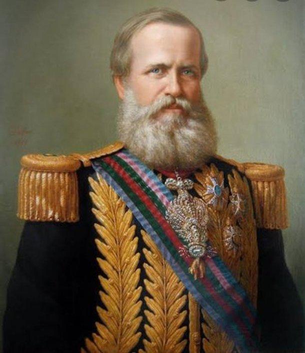 Dom Pedro II. (Fonte: Uol/Reprodução)