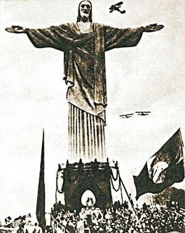 Inauguração. (Fonte: Diário do Rio/ Reprodução)